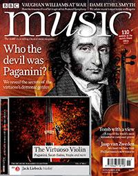 Jack Liebeck: The Virtuoso Violin - BBC Music Magazine's Paganini